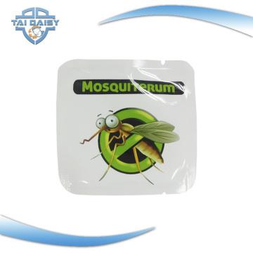2016 Etiqueta engomada caliente del repulsivo del mosquito de la alta calidad de la venta