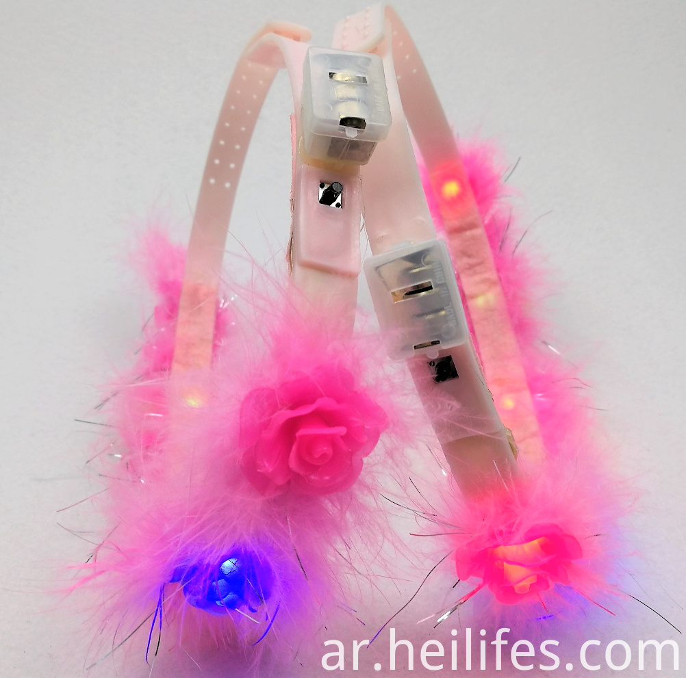 LED Toys for Kids of Party Headwear