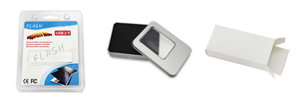OTG Usb Pendrive white box package