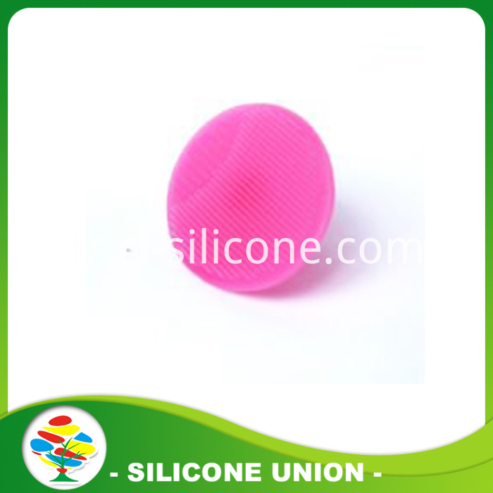 silicone Cosmetic brush