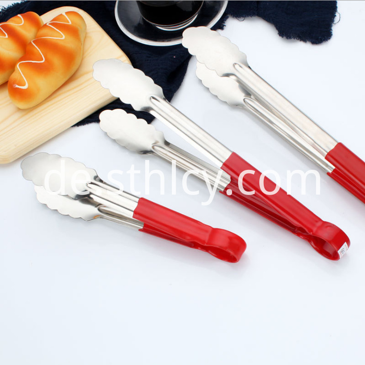 Stainless Steel Tongs