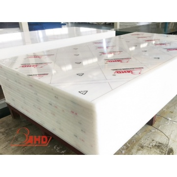 High Density Polyethylene (HDPE 500) Sheet White