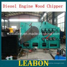 Moteur diesel Mini déchiqueteuse à bois pour Industrail Occasion