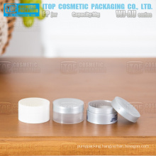 WJ-AU10 10g hot-selling promotional mini and cute single layer trial samples or make up products 10g pp jar