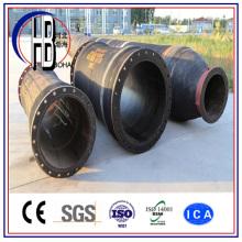 Industrieller Saug- und Druckgummischlauch