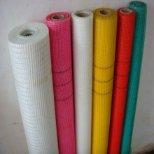 A-quality White Color 5x5mm Fiberglass Mesh
