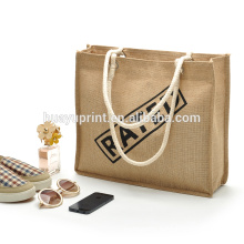 hot sale natrual color the small jute bag