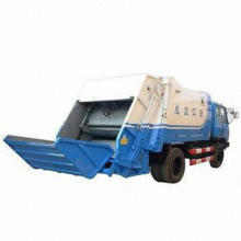 Hydraulic Pressed Garbage Truck