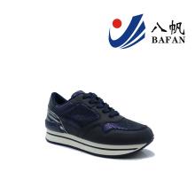 Femmes Fashion Casual plat chaussures de course (BFJ4201)