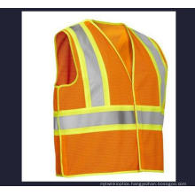 Fashion 5 Point Tear-Away Safety Vest with En471