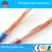 Cable eléctrico Flexible Multi Ultrarvv de bajo voltaje