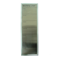 Aluminum Framed Magnetic Board (Stainless steel surface)