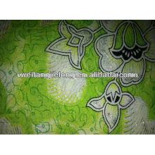 хороший дизайн закрученная вискоза набивные ткани в наличии