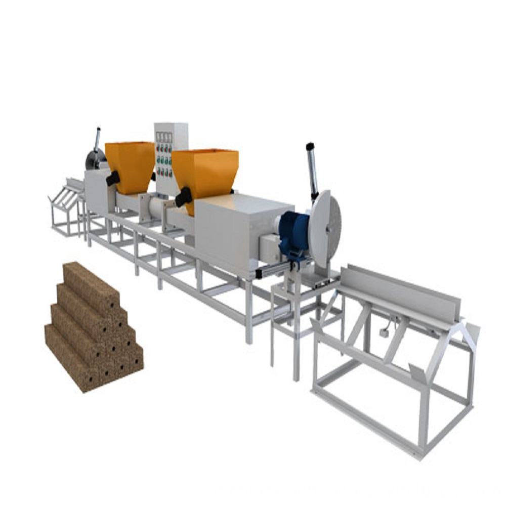 plastic pallets making machine line