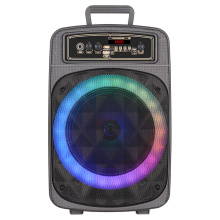 8inch DJ Trolley Speaker With Bluetooth