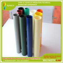Faça a ordem e lona de PVC colorida