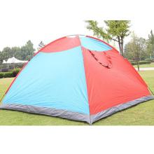 3-4 Personen automatische 2 Türen 3 Windows Portable Camping Zelt
