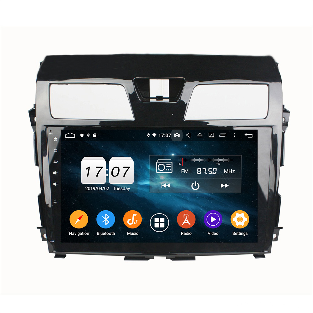 Tenna 2015 Auto-DVD-Spieler-Touch Screen