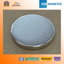 Rare Earth Neodymium N35 D10X2mm Disc Magnet