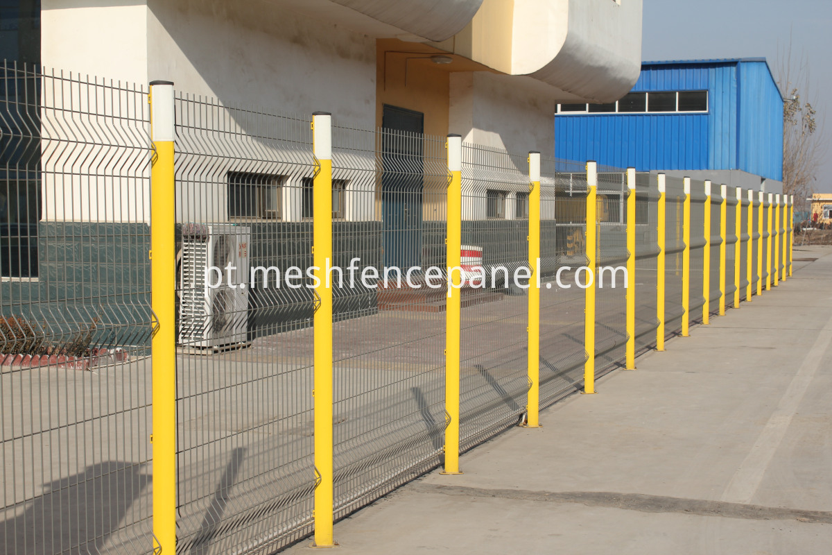 HDG 3D fence