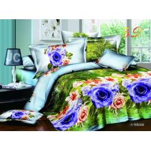 Tissu imprimé 100% coton de bonne qualité pour textile domestique