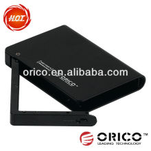 "2.5"" SATA external storage HDD enclosure, USB 3.0"