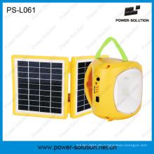 Solar Laterne mit Handy-Ladegerät für Camping oder Notfall (PS-L061)