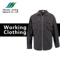 Foreign Trade Man's Black Safety Coat