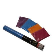 Eco-friendly brilliant color blaster Holi powder packet