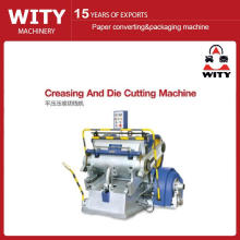 Die Cutting and Creasing Machine (poder forte, preço notável)