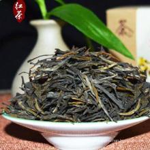 Té negro de Yunnan Dian Cai hoja grande