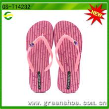 Оптовые женщины EVA пены тапочки (GS-T14232)