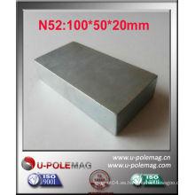Imanes fuertes fuertes del neodimio N52, N50, N48