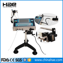 High Speed PVC Pipe Ink Jet Printer