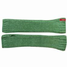 Guantes sin dedos hechos punto de señora Fashion Acrylic Knitted (YKY5424)