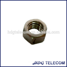 3/8'' Stainless Steel Hex Nuts