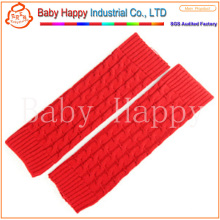wholesale red new style baby crochet leg warmer