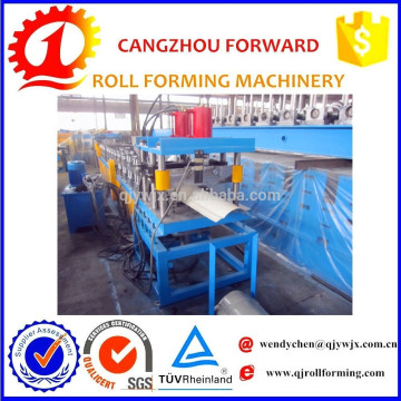 QJ Hydraulic Ridge Cap Roll Forming Machine