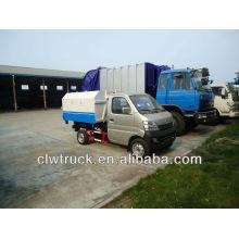 ChangAn mini caminhão de lixo arm-roll (1-3 m3)
