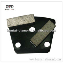 Blocs abrasifs abrasifs diamantés