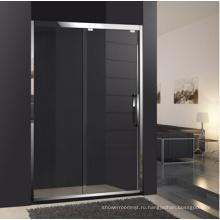 Стеклянные раздвижные душ экран (гг-420)