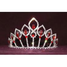 Mini rhinestone tiara