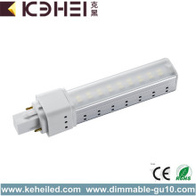 As luzes do tubo do diodo emissor de luz de 10W G24 substituem 26W CFL