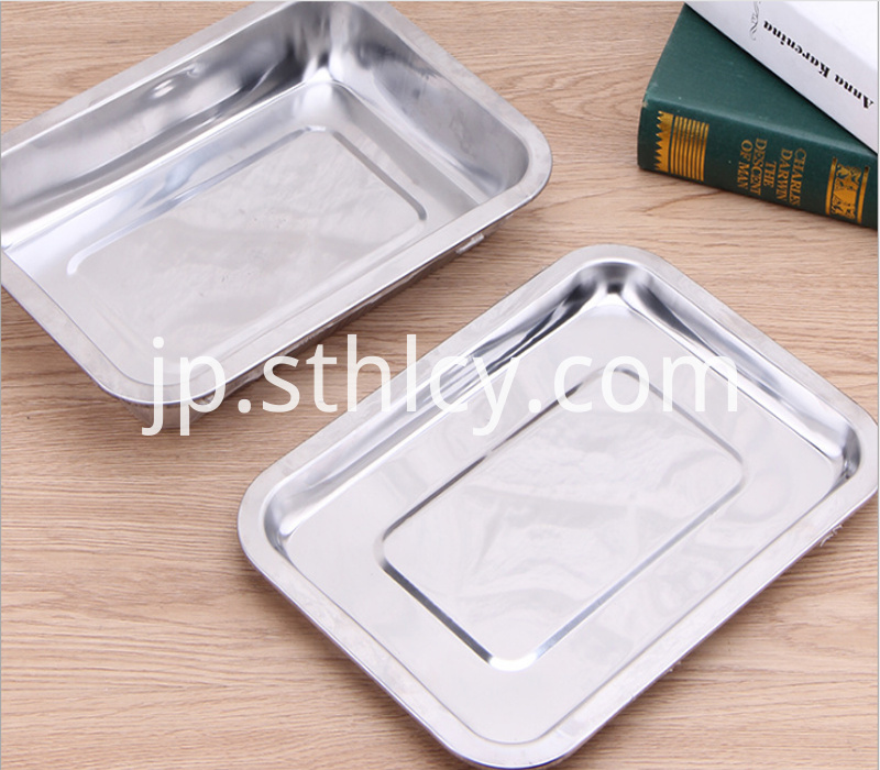 stainless steel cooking ware