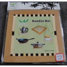 (BC-M1009) Ручной естественной бамбуковой площади теплоизоляции мат