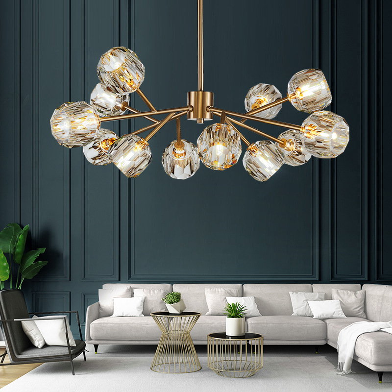 Glass Beautiful Ceiling ChandeliersofApplication Sconces