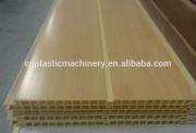 Wood Plastic Composite Wide Doors Making Machine