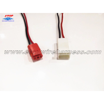 mini connetor kalis air dari JST & molex & tyco