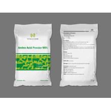 Proteína hidrolizada del proveedor de China, aminoácido total 35% o 45% -50%