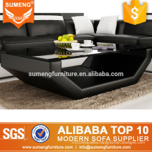 SUMENG malaysia design glass coffee table